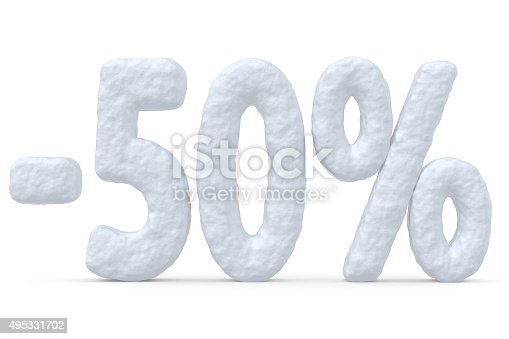 istock 50 percent price cut off christmas offer. 495331702