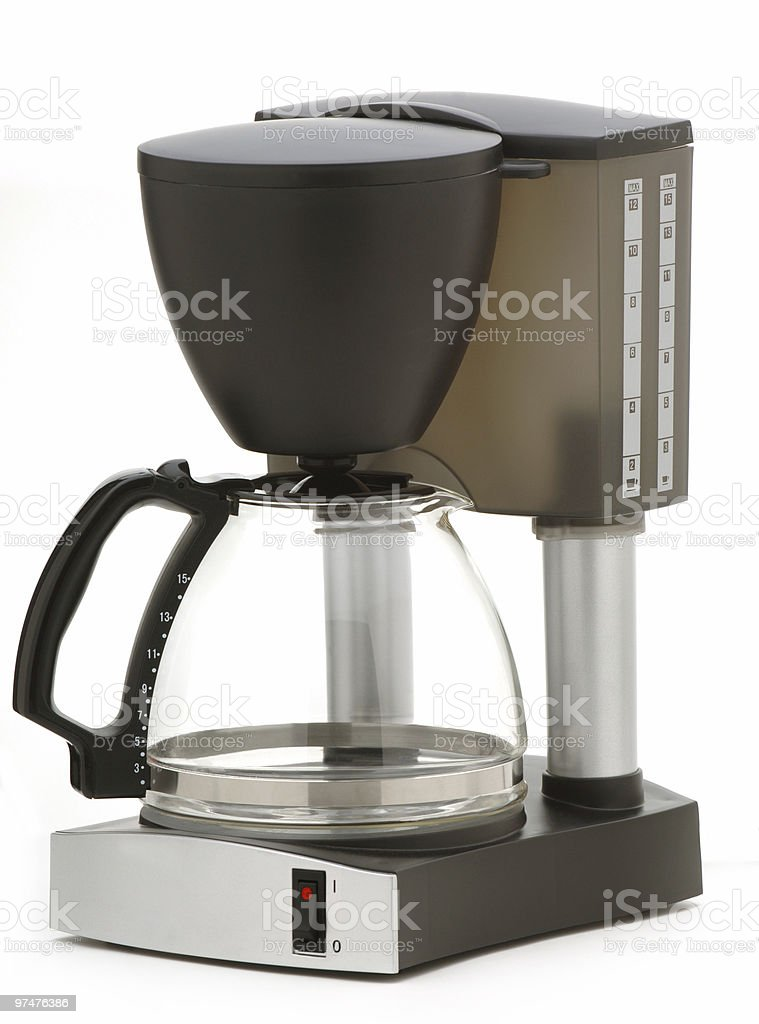 Kaffeemaschine royalty-free stock photo