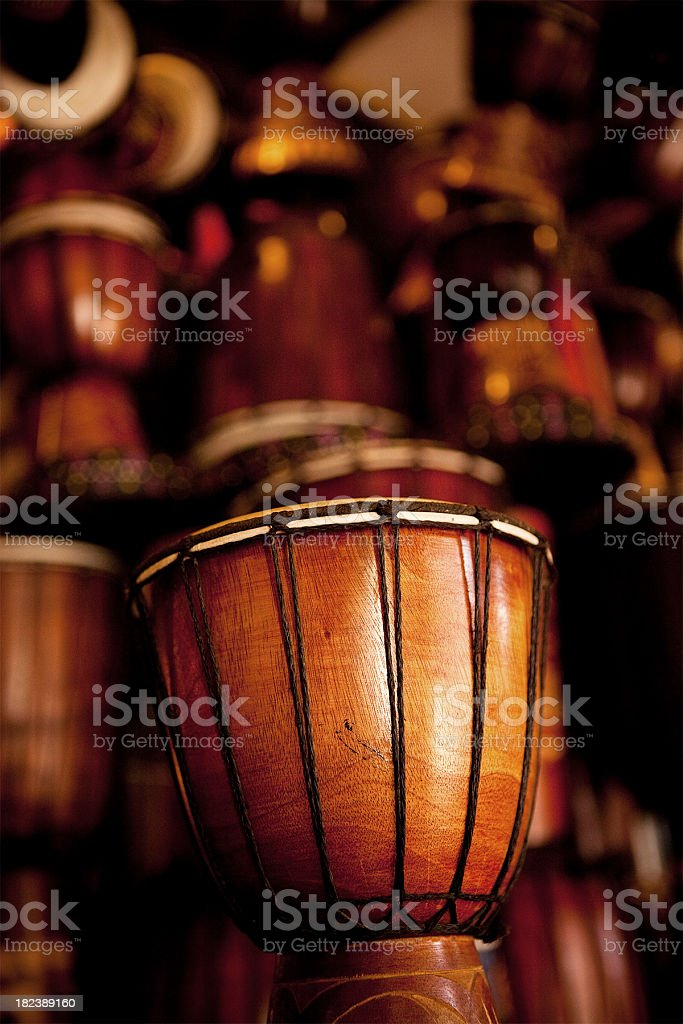 Percussion instrument royalty-free stock photo
