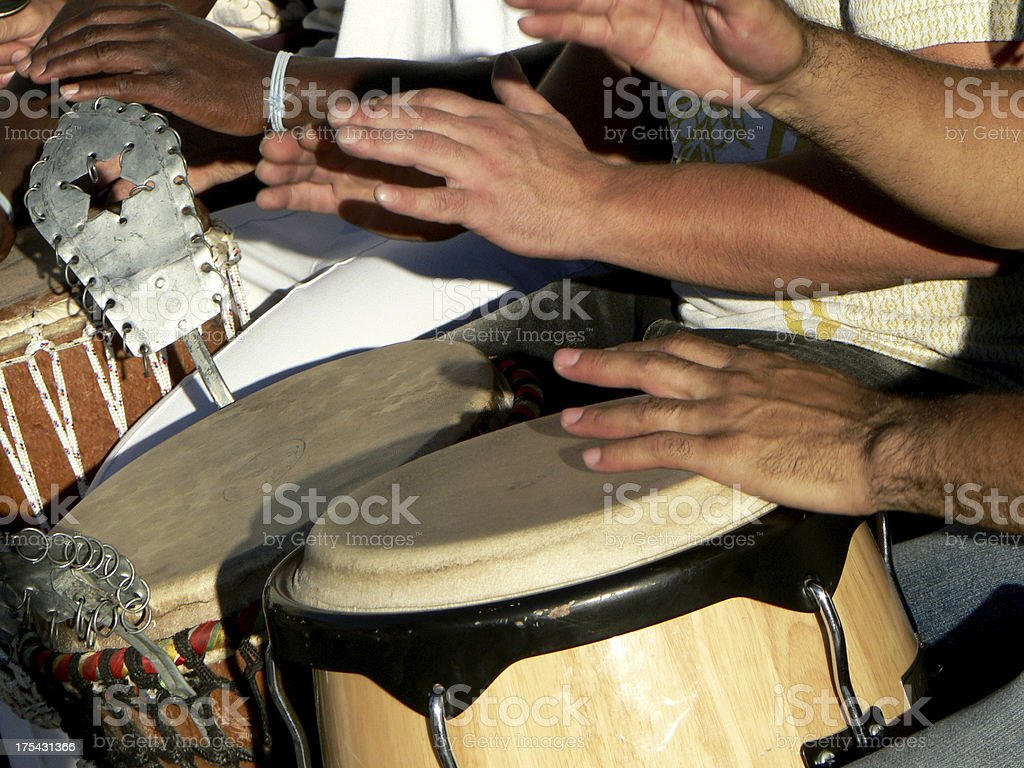 percussions royalty-free stock photo
