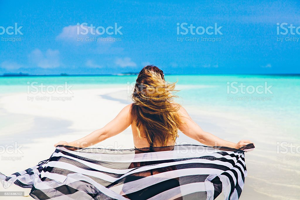 Perfekte Strand Leben – Foto