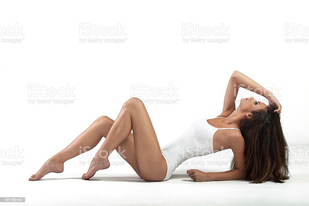 Perfect Body Concept stock photo