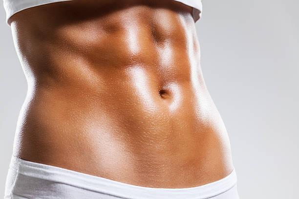 Perfect Body stock photo