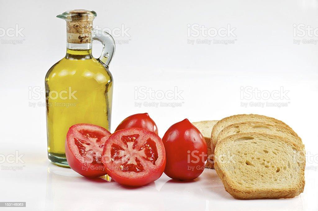 perfect breakfast royalty-free stock photo