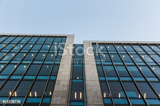 490774222istockphoto Perfect buildings in Dublin 874128716