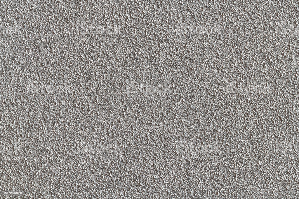 Perfect bumpy white decor surface lit decently from side variati stock photo