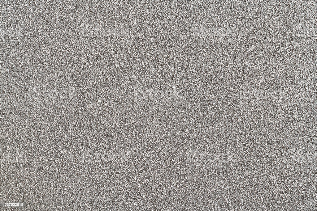 Perfect bumpy white decor surface lit decently from the side stock photo
