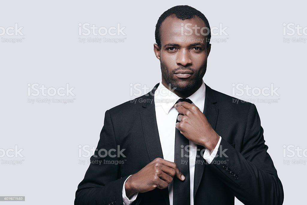 Perfect businessman. – zdjęcie