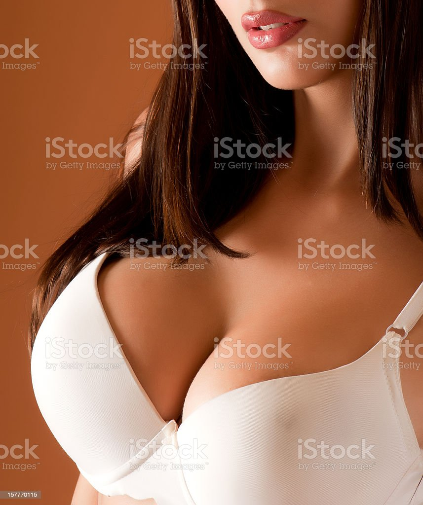 Perfect Curves stock photo