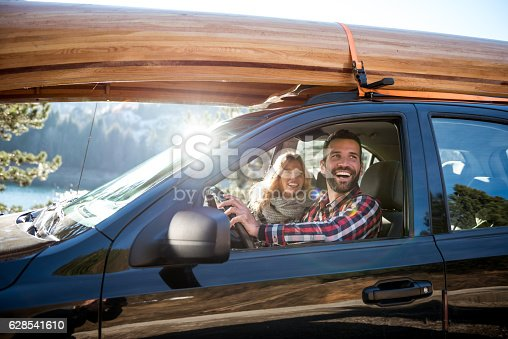 628541610istockphoto Perfect day for a boat trip 628541610