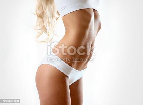 1060934556 istock photo Perfect female body 536957465