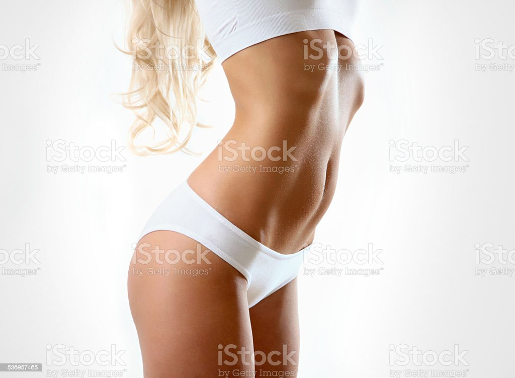 Perfekte weibliche Körper – Foto
