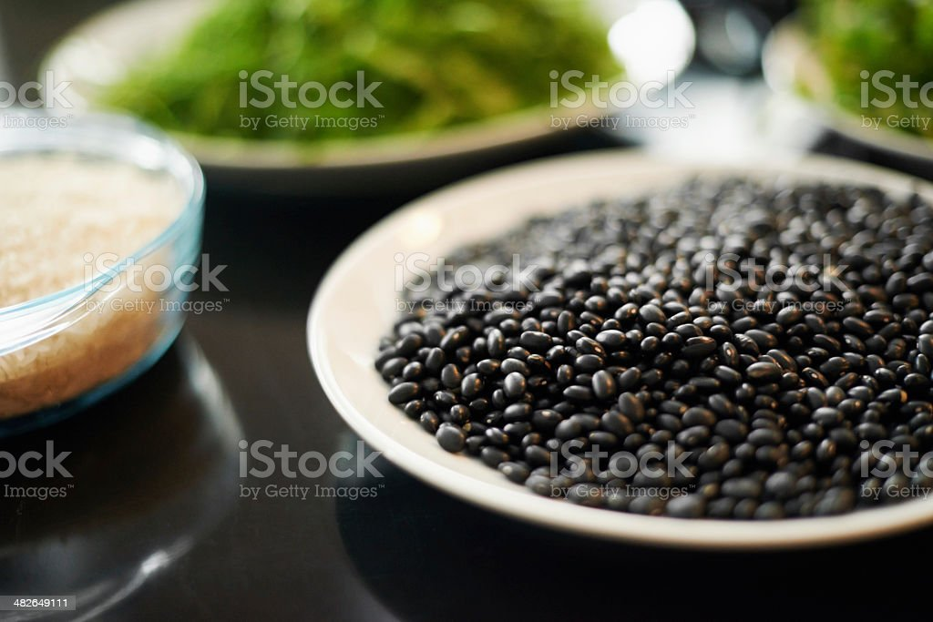 Perfect ingredients stock photo