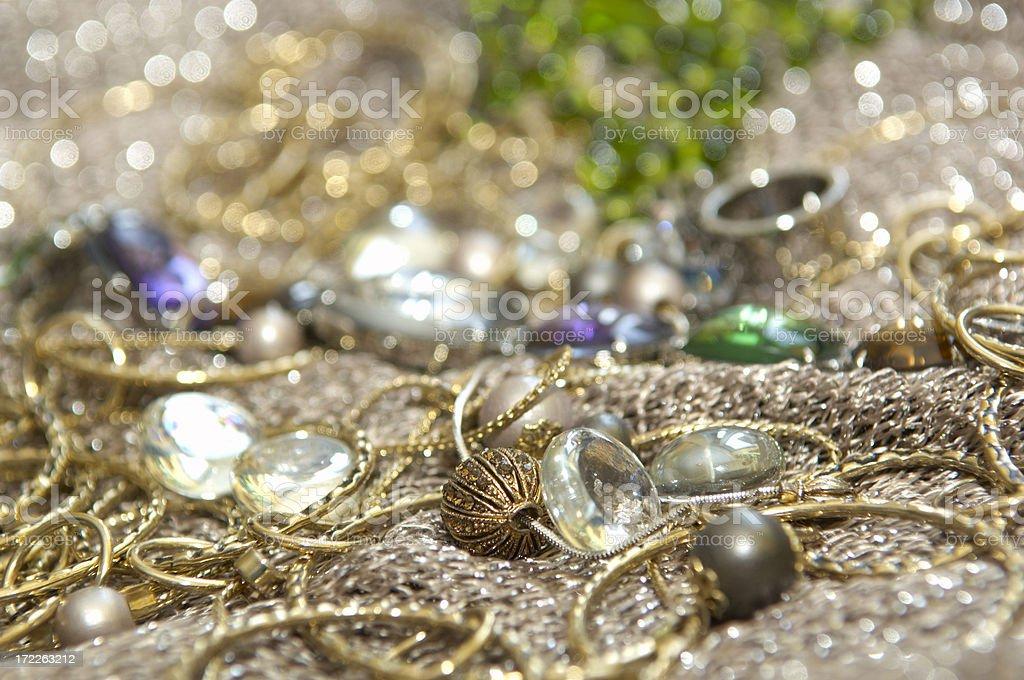 perfect jewelry stock photo
