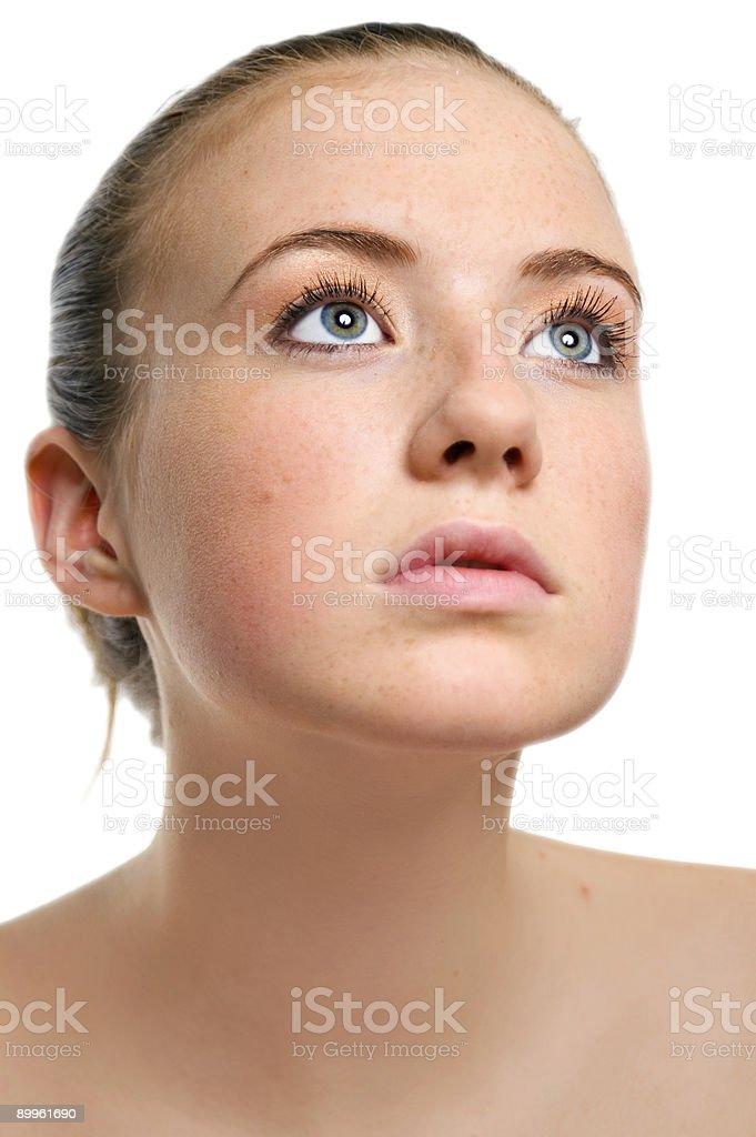Perfect Make-Up stock photo