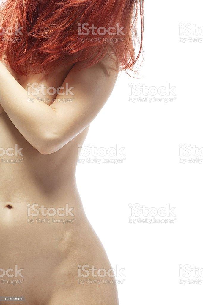 Perfetto ragazza nudi