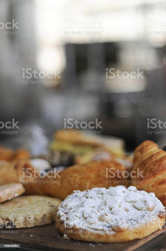 Perfect pastries royalty-free stock photo