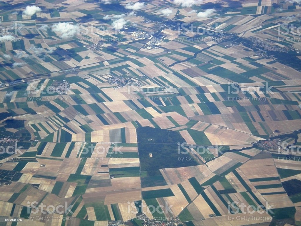 Perfect Patchwork royalty-free stock photo