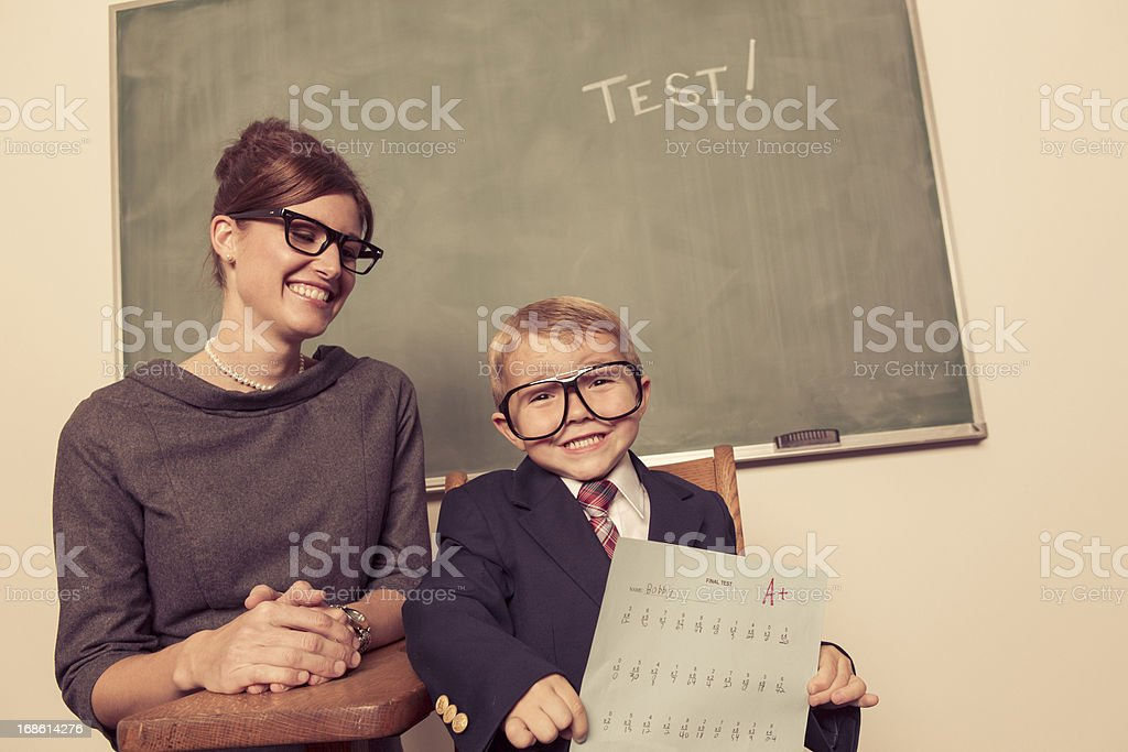 Perfect Performance royalty-free stock photo