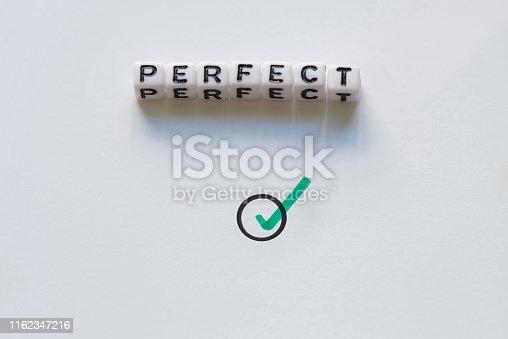 istock Perfect 1162347216