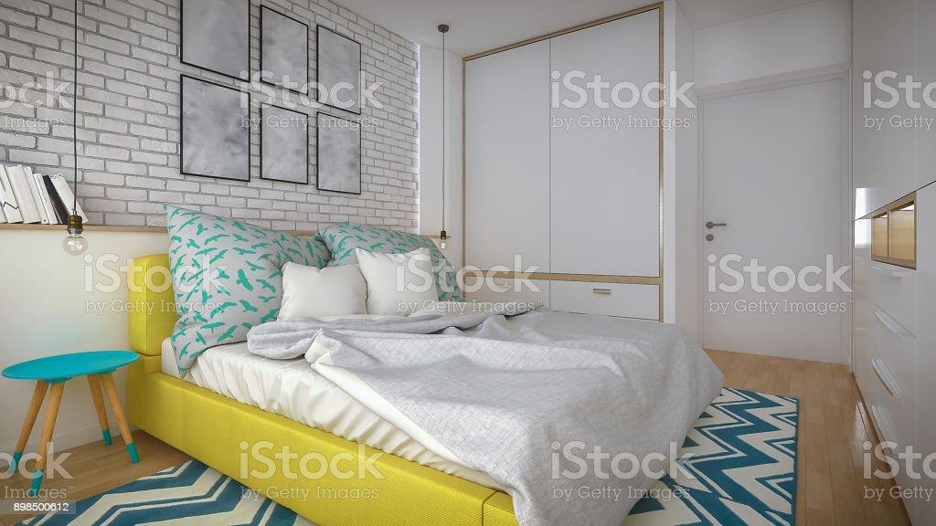 Chambre parfaite pour une chambre à coucher - Photo