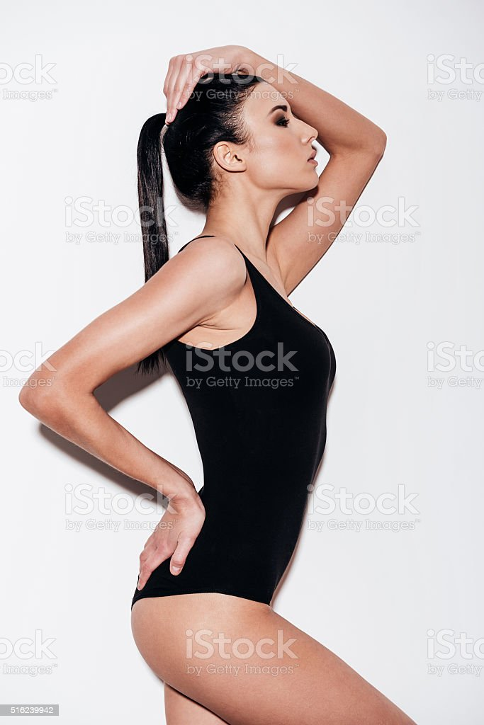 Perfect shape. stock photo