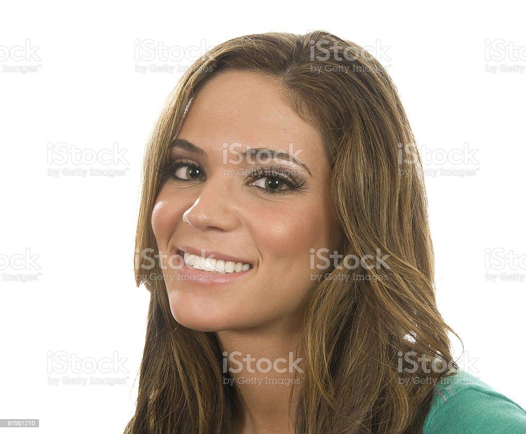 Perfect Smile royalty-free stock photo
