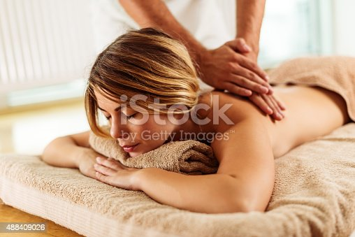 525211834istockphoto Perfect spa day 488409026