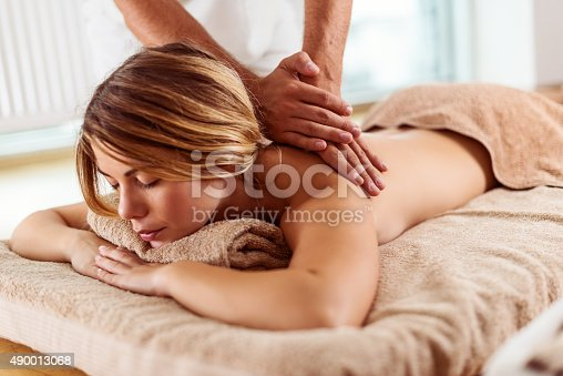 525211834 istock photo Perfect spa relaxment 490013068