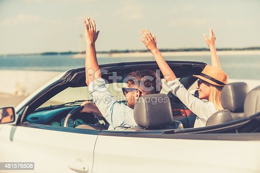 481388538 istock photo Perfect start of their weekend. 481576508