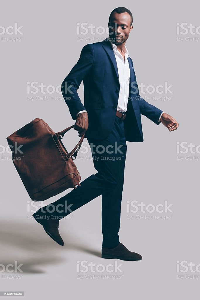 Perfect style. stock photo