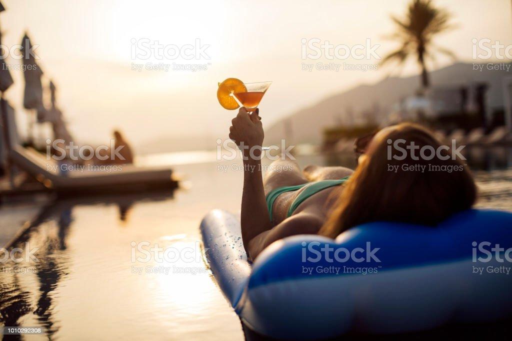 Perfekte Sommer Tag – Foto