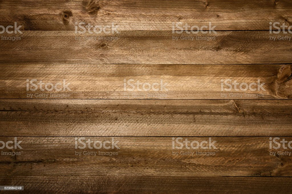 Perfect wood planks background royalty-free stock photo