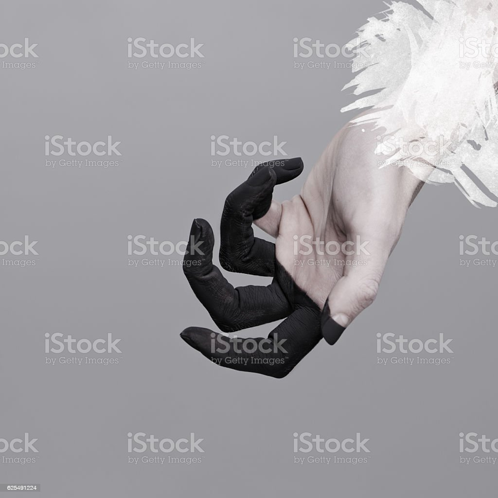 Perfection is an illusion royalty-free stock photo