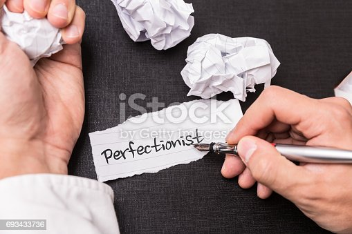 istock Perfectionist 693433736