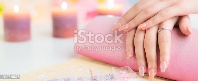 1147741037istockphoto Perfectly manicured fingernails 955718678