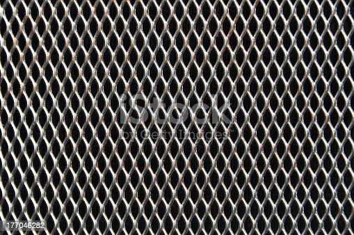537816275 istock photo perforated metal background 177046282