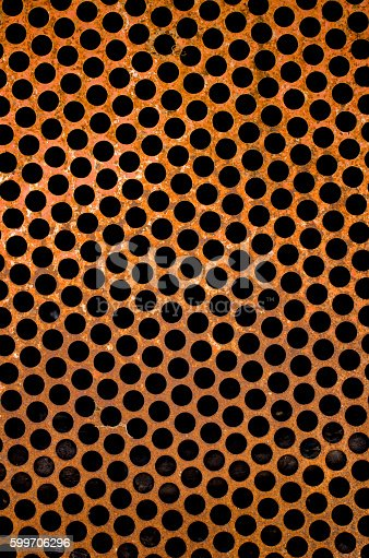 istock perforated steel plate 599706296