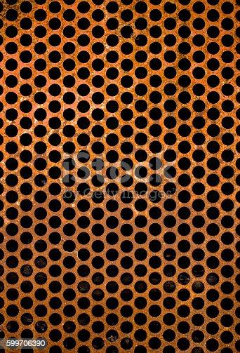 165853308istockphoto perforated steel plate 599706390