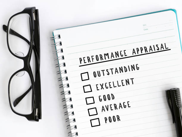 Performance Appraisal stock photo