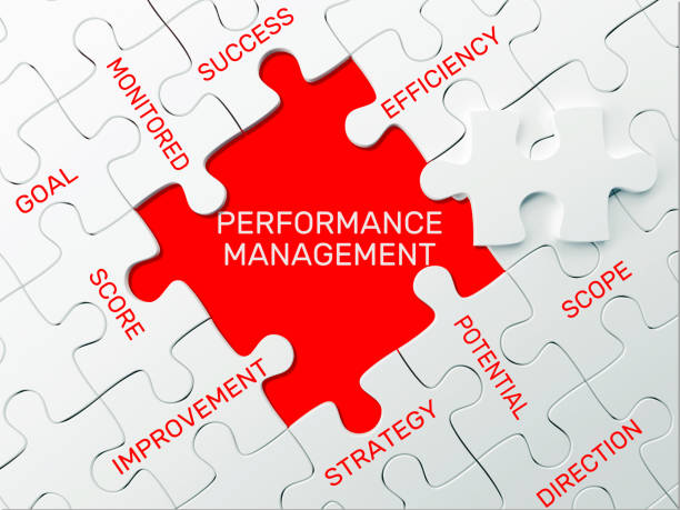 performance management - puzzle concept - performance stock pictures, royalty-free photos & images