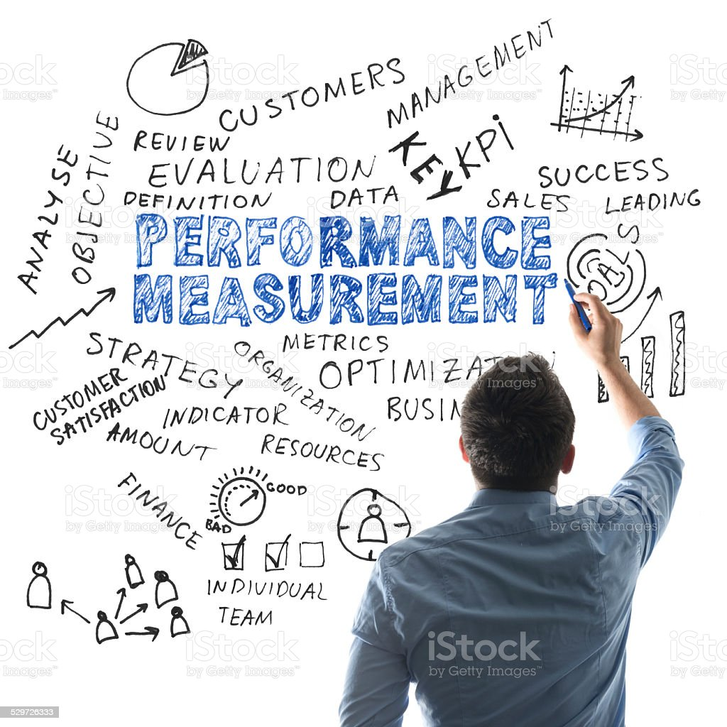 Performance Measurement stock photo