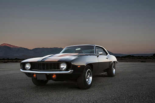Performance Muscle Car
