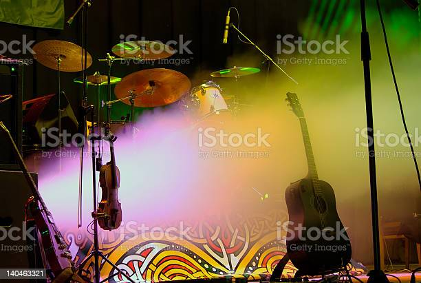 Performance Starts Stock Photo - Download Image Now