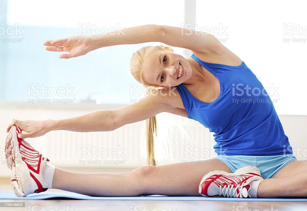 Realizar ejercicio - Foto de stock de Actividades recreativas libre de derechos