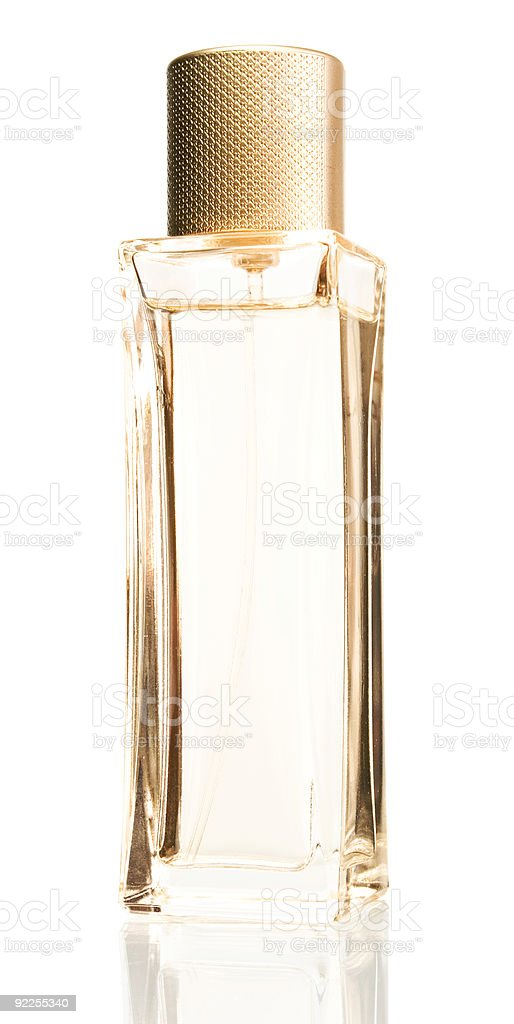 Botella de Perfume - foto de stock
