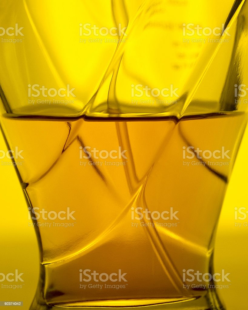 Perfume Bottle royalty-free stock photo