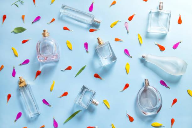 Frascos de Perfume - foto de acervo