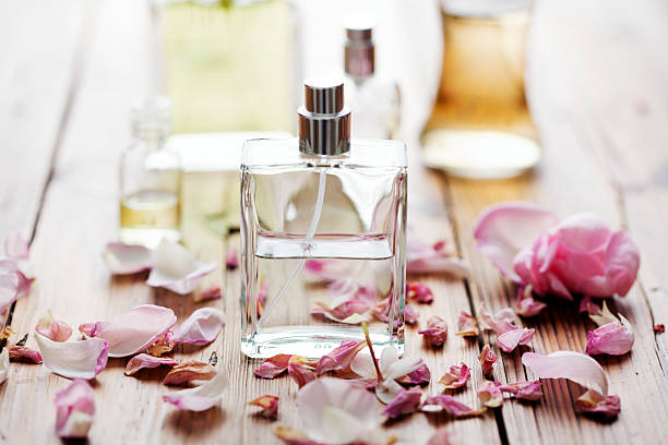 perfume - scented stock photos and pictures