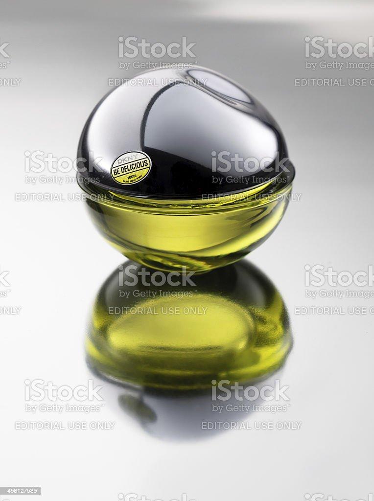 DKNY perfume stock photo